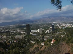 San fernando valley lock off Stock Footage