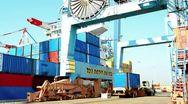 Sea port 03 Stock Footage