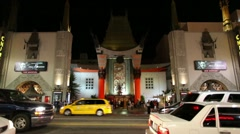 Mann's Chinese Theater 04 HD Stock Footage