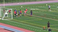 Stock Video Footage of Boys High School Soccer practice (4 of 6)
