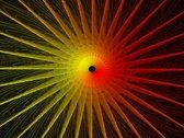 Shimmering Vortex Loop PAL Stock Footage
