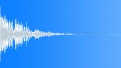 Impact Boom Flutter 07 Sound Effect
