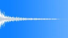 Impact Boom Flutter 01 Sound Effect