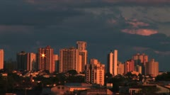 City View - Brazil Stock Footage