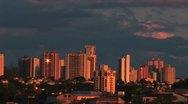 City View - Brazil Stock Footage