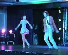 Modern dances 5 2 Stock Footage