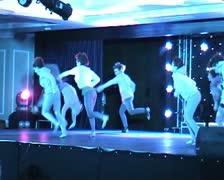 C O N T E M P O R A R Y  Modern dances 11 1 Stock Footage