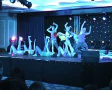 C O N T E M P O R A R Y  Modern dances 11 2 Stock Footage