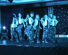 J A Z Z - F U N K Modern dances 13 1 Stock Footage