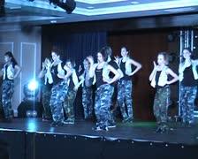 J A Z Z - F U N K Modern dances 13 2 Stock Footage