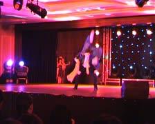 Modern dances 18 2 Stock Footage