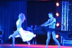 Modern dances ntsc19 2 Stock Footage