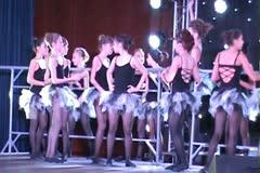 Classical dance Modern dances ntsc6 2 Stock Footage