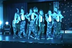 J A Z Z - F U N K Modern dances ntsc13 1 Stock Footage