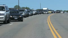 Highway 71 - stock footage