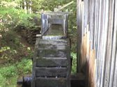 Stock Video Footage of Water Mill at Cades Cove in the Smoky Mountains