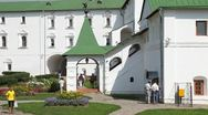 Stock Video Footage of Kremlin in Suzdal