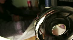 Sewing Machine 2 Stock Footage