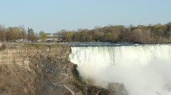 Niagara Falls USA 004 1080p 24fps-video Stock Footage