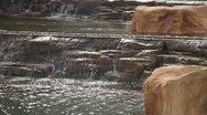 Vegas falls 002 1080p 24fps-video Stock Footage
