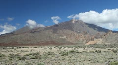 Mount Teide, Tenerife Stock Footage