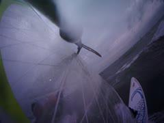 Windsurf Frontloop Mount Stock Footage
