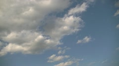 Timelapse-Cloud-sky-3 Stock Footage