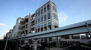 Stock Video Footage of Japan, Tokyo, Odaiba, Fuji Television Building