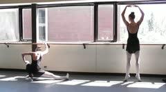 DANCE011 - stock footage
