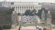 Stock Video Footage of Timelapse of Washington, D.C.