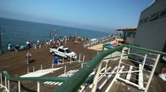 Santa Monica Pier 13 HD Arkistovideo