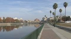 Stockton, California Stock Footage