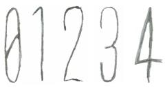 Sketch-style Alphabet part 2 Stock Footage