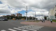 Stock Video Footage of Street in Izhevsk