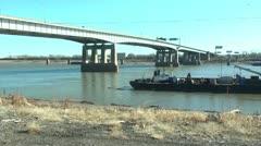 Mississippi River I Stock Footage