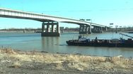 Mississippi River I Stock Footage