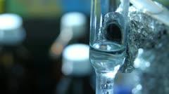 Liquefaction Stock Footage
