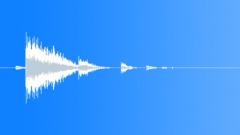 SFX - Metal - Big Metal Objects Impact - 3 - EAR - sound effect