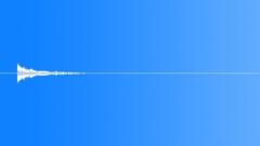 SFX - Metal - Big Metal Objects Impact - 12 - EAR Sound Effect