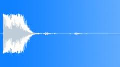 SFX - Metal - Big Plate Objects Impact - 16 - EAR Sound Effect