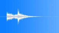 SFX - Metal - Medium Metal Objects Impact - 10 - EAR Sound Effect