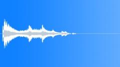 SFX - Metal - Medium Metal Objects Impact - 78 - EAR Äänitehoste