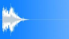 SFX - Metal - Medium Metal Objects Impact - 95 - EAR Äänitehoste