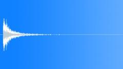 SFX - Metal Hit - Long reverb - 13 - E.A.R Sound Effect