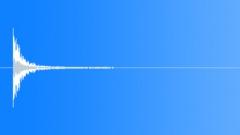 SFX - Metal Hit - Long reverb - 11 - E.A.R Sound Effect