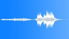 SFX - Metal - Trailing Metal Objects - 21 - EAR - sound effect