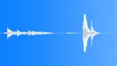 SFX - Metal - Trailing Metal Objects - 25 - EAR - sound effect