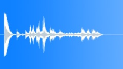 SFX - Metal - Trailing Metal Objects - 30 - EAR - sound effect