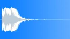 SFX - Metal - Big Plate Objects Impact - 10 - EAR Sound Effect