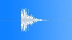 SFX - Metal - Big Plate Objects Impact - 18 - EAR Sound Effect